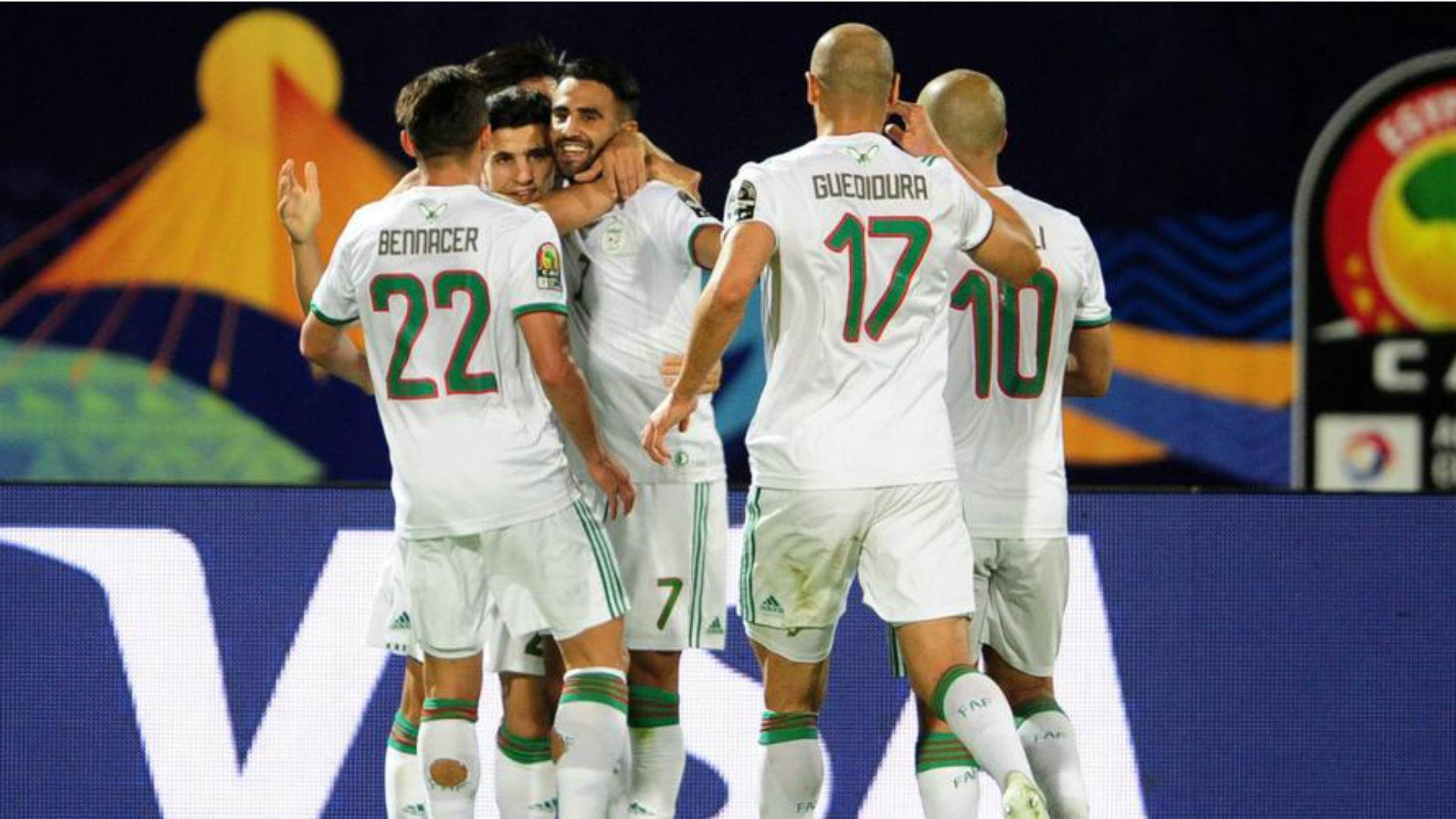 Afcon 2019: Algeria have best attack and second best defence – Belmadi