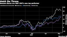 Surging Diabetes Market Lifts Dexcom Into Top Spot in S&P 500