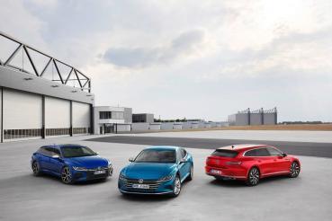 Volkswagen Arteon/Arteon Shooting Brake eHyberid資訊公布,擁有超過900公里驚人續航里程