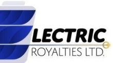 Electric Royalties - Royalty Asset Update