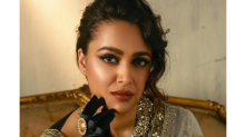 Swara Bhasker Looks Regal In This Bronzed Make-up And Jazzy Bun