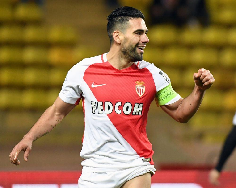 "Monaco: ""Je serai ravi de rester"" assure Falcao"