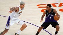 Raptors May Be NBA's Unluckiest Team Ever
