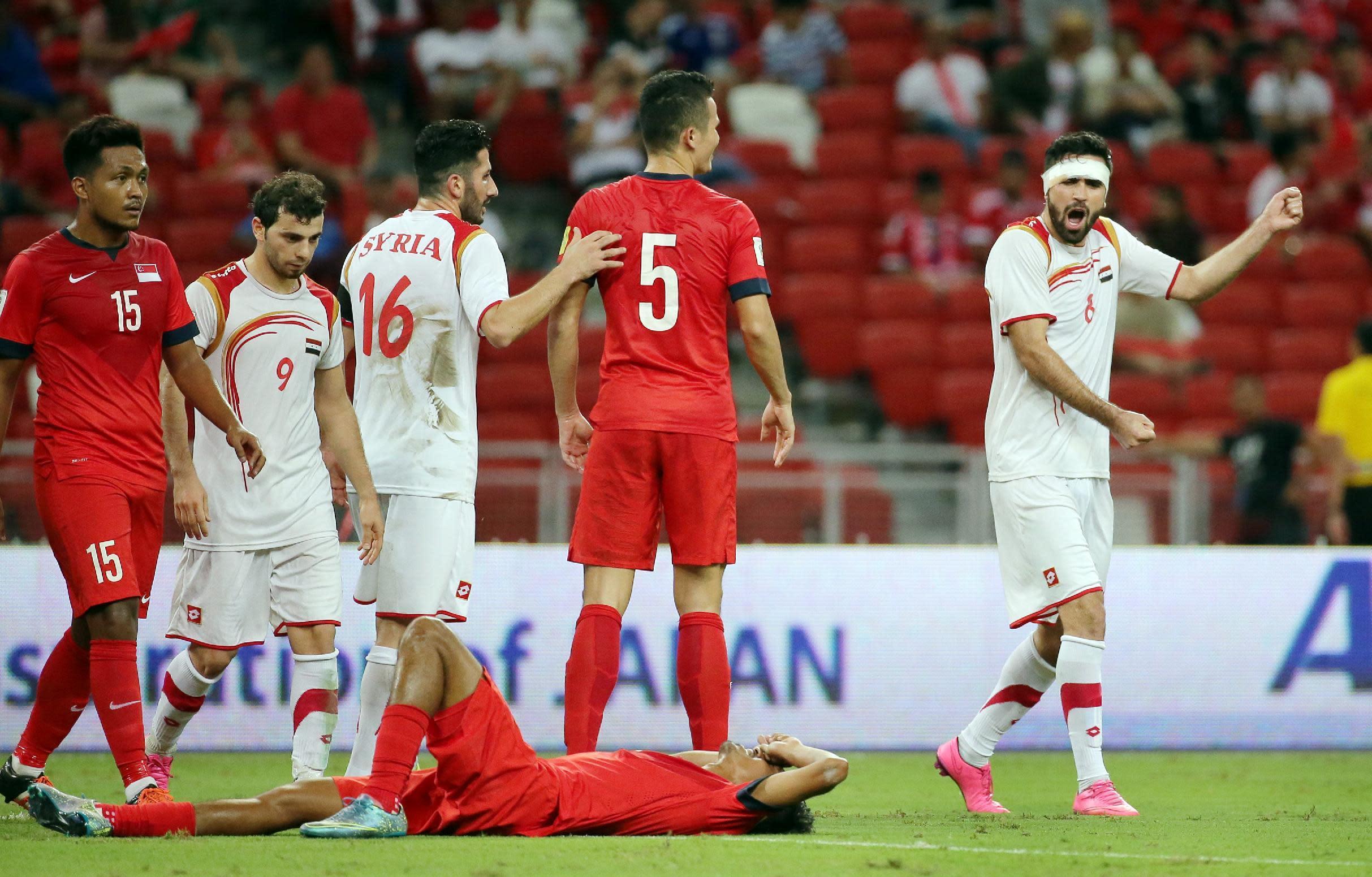 2018 World Cup Qualifying Afc Third Round