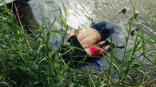 Morte de migrante e filha afogados em rio provoca comoção no México