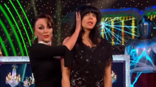 Strictly Come Dancing fans slam 'rude' Shirley Ballas after she insults host Claudia Winkleman