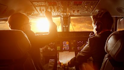 There's a world shortage of pilots – so would you feel safe with just one?