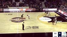 Basket - Jeep Élite - Jeep Élite: le résumé d'Orléans - Chalôns-Reims en vidéo