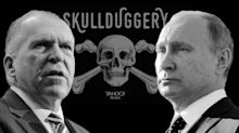 Ex-top CIA official: Brennan is doing Putin's 'bidding' by speculating about Trump blackmail