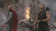 'The Avengers' Clip: Cap's Plan