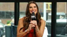Brooke Shields opens up about overcoming body image issues: 'I can't believe that I didn't turn into a train wreck'