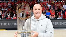 Nationals and general manager Mike Rizzo agree to three-year contract extension