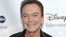 David Cassidy's prognosis is 'up in the air' as son confirms star is 'very sick'