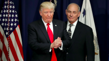 White House chief of staff denies calling Donald Trump an 'idiot' in private