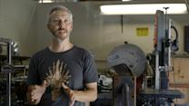 How to Make a Giant Creature - Watch FX Experts Build the Prototype of a 14-Foot Creature
