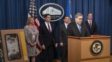 AP Explains: The Justice Department's new quarrel with Apple