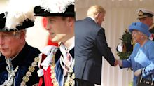 Prince William and Prince Charles 'Refused' to Meet Donald Trump