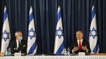 """Israël appelle à des """"sanctions écrasantes"""" contre l'Iran"""