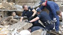Frantic search and rescue under way in Moore, Oklahoma