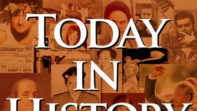 Today in History for September 16th