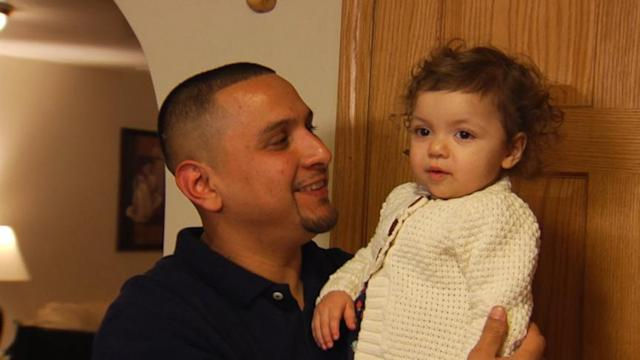 Father Adheres to Strict Diet, Exercise Regimen to Save Daughter's Life