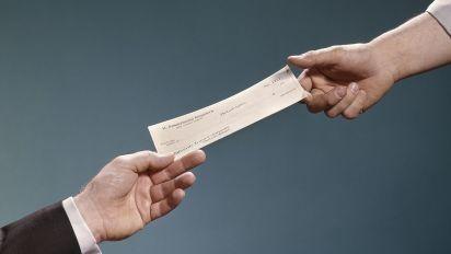 Les arnaques au chèque en forte hausse