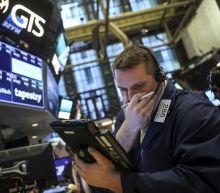 U.S. Stock Market Decline