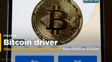 Researchers find that one person likely drove Bitcoin from $150 to $1,000