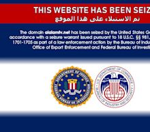 Justice Department takes over Iranian media sites in broad crackdown on disinformation