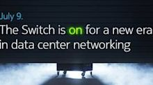 Nokia to unveil breakthrough innovation in data center networking #TheSwitchisOn