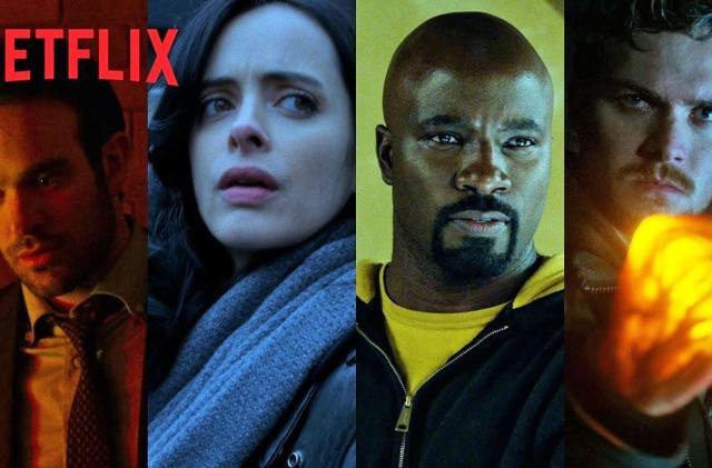 'The Defenders' trailer unites Netflix's Marvel universe