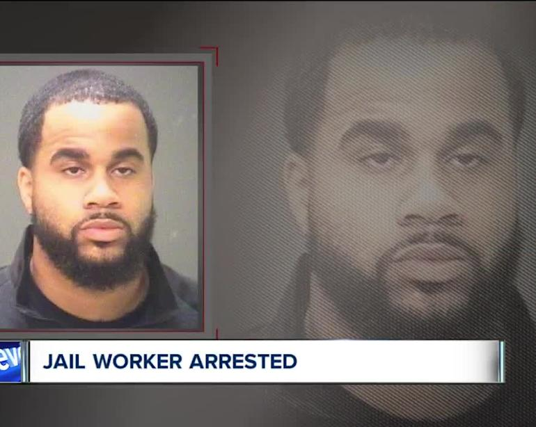 Cuyahoga County Jail corrections officer arrested [Video]