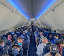 Delta, American, United, and other major airlines signal rejection of new CDC guidance saying they should block middle seats