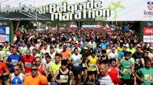 Cancelan el maratón de Belgrado por la pandemia del coronavirus