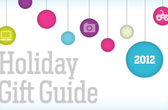 Engadget's holiday gift guide 2012