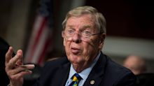 Sen. Johnny Isakson Says He'll Resign At The End Of December
