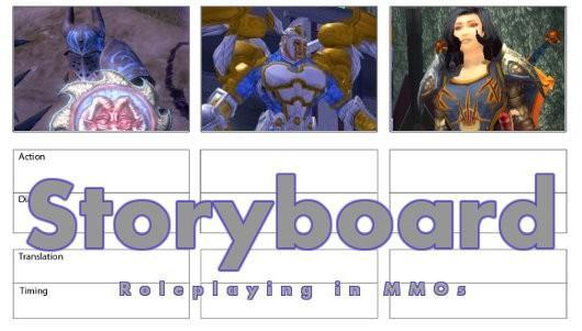 Storyboard: Archetype discussion -- the Paladin