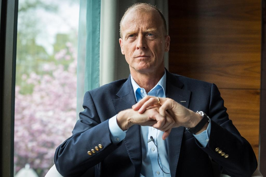 Airbus chief Tom Enders hopes to limit penalties for A400M military plane delays