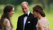 Así es Rose Hanbury, la mujer que ha desatado la crisis en el matrimonio de los duques de Cambridge