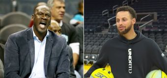 Steph Curry's cheeky dig at 'hater' Michael Jordan