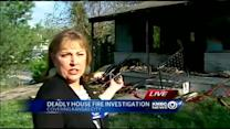 Man dies trying to rescue sons from fire