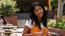 'Never Have I Ever' Star Maitreyi Ramakrishnan on Playing a Teenage Version of Mindy Kaling