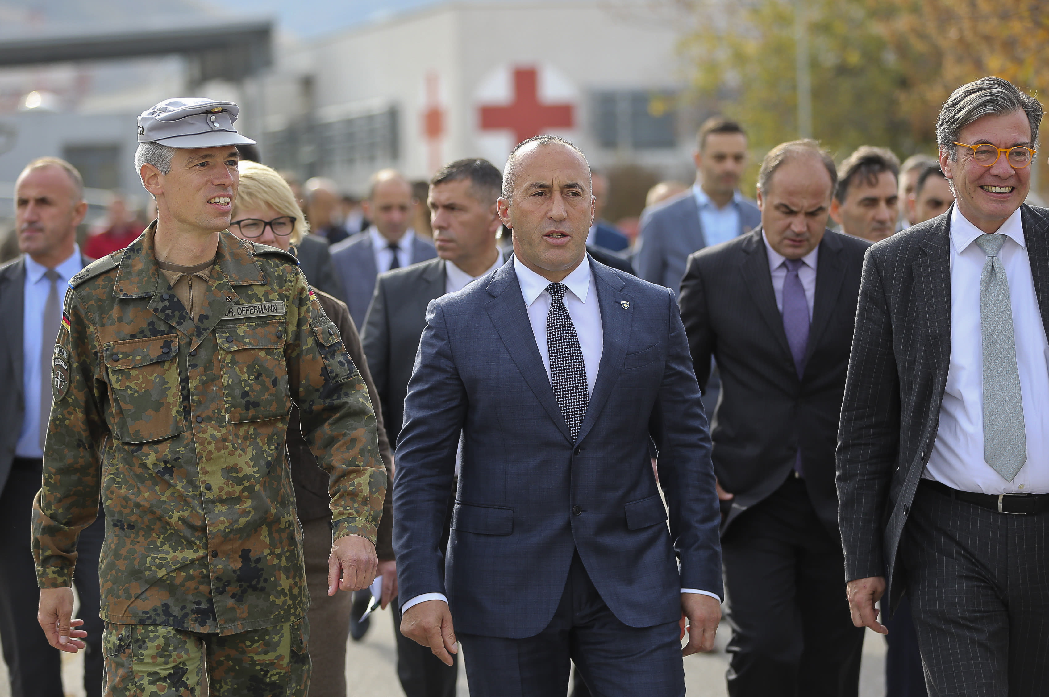 Kosovo heads to snap election as PM Haradinaj steps down