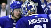 Andersen, Leafs top Bruins to force Game 7
