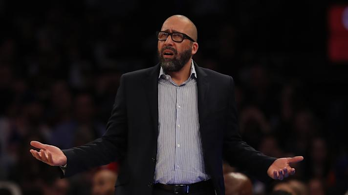 After Fizdale firing, no scapegoats remain for Knicks
