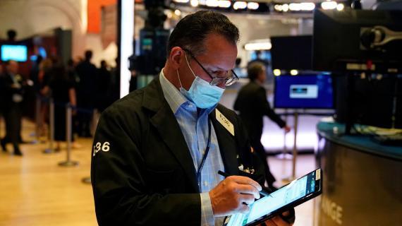 Nasdaq futures sink as Amazon shares slide on weak guidance