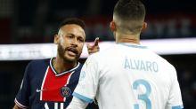 """Ligue 1 : Des images prouveraient qu'Alvaro Gonzalez a traité Neymar de """"singe"""""""
