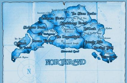 Breakfast Topic: What does Northrend look like in your mind's eye?