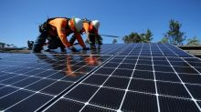 U.S. solar installations to fall more than expected in 2017