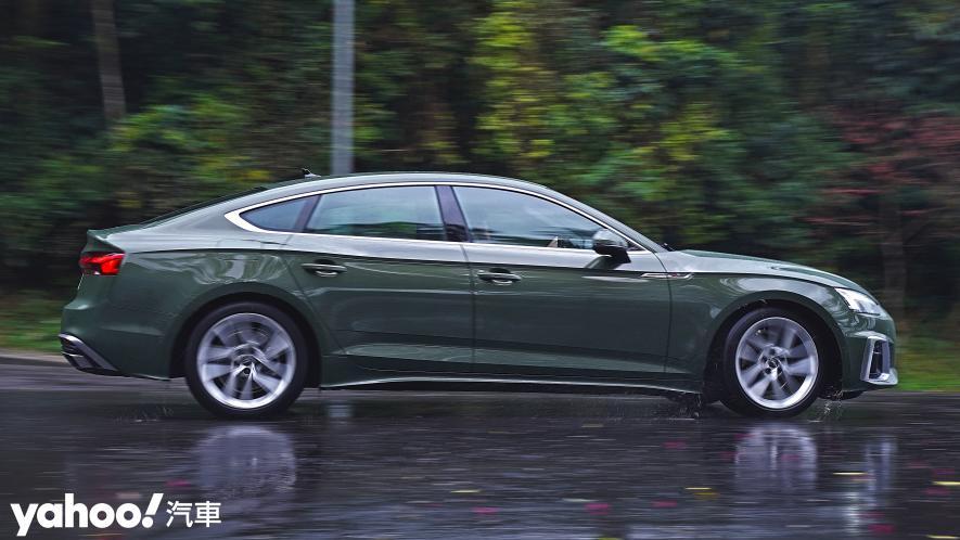 捉艷疾走!2021 Audi A5 Sportback 40 TFSI S line小改款試駕 - 13